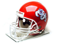 "Fresno State Bulldogs Full Size Authentic ""ProLine"" NCAA Helmet by Riddell"