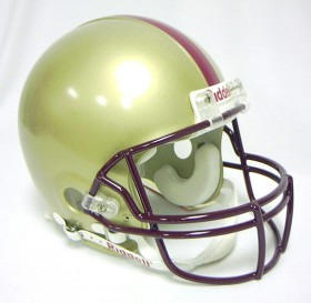 Boston College Eagles Riddell Full Size Authentic Helmet