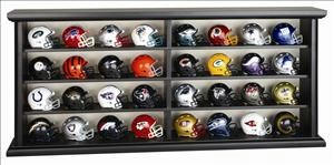 Pocket Pro NFL 32 Piece Set with Wood Display Case